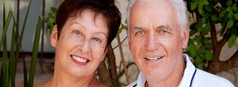 Eye care, senior couple with diabetes in Redondo Beach & Manhattan Beach, CA