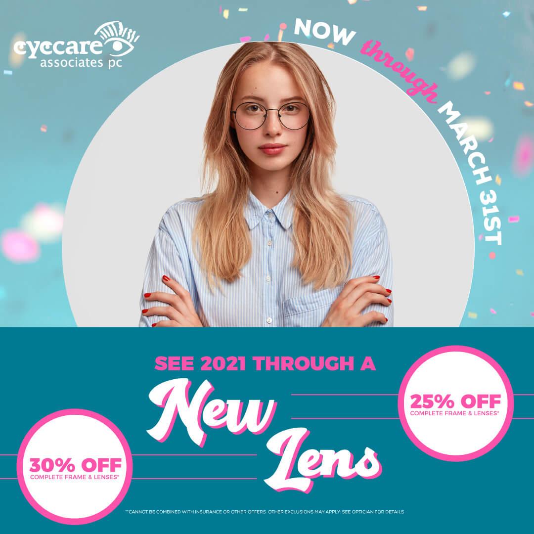 EyecareAssociates See2021ThroughANewLens Social