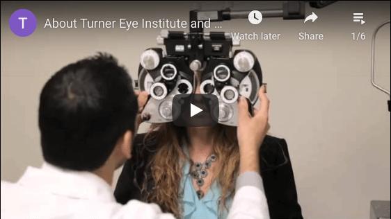 Turner Eye Institute Video