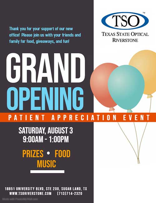 tso riverstone grand opening aug3