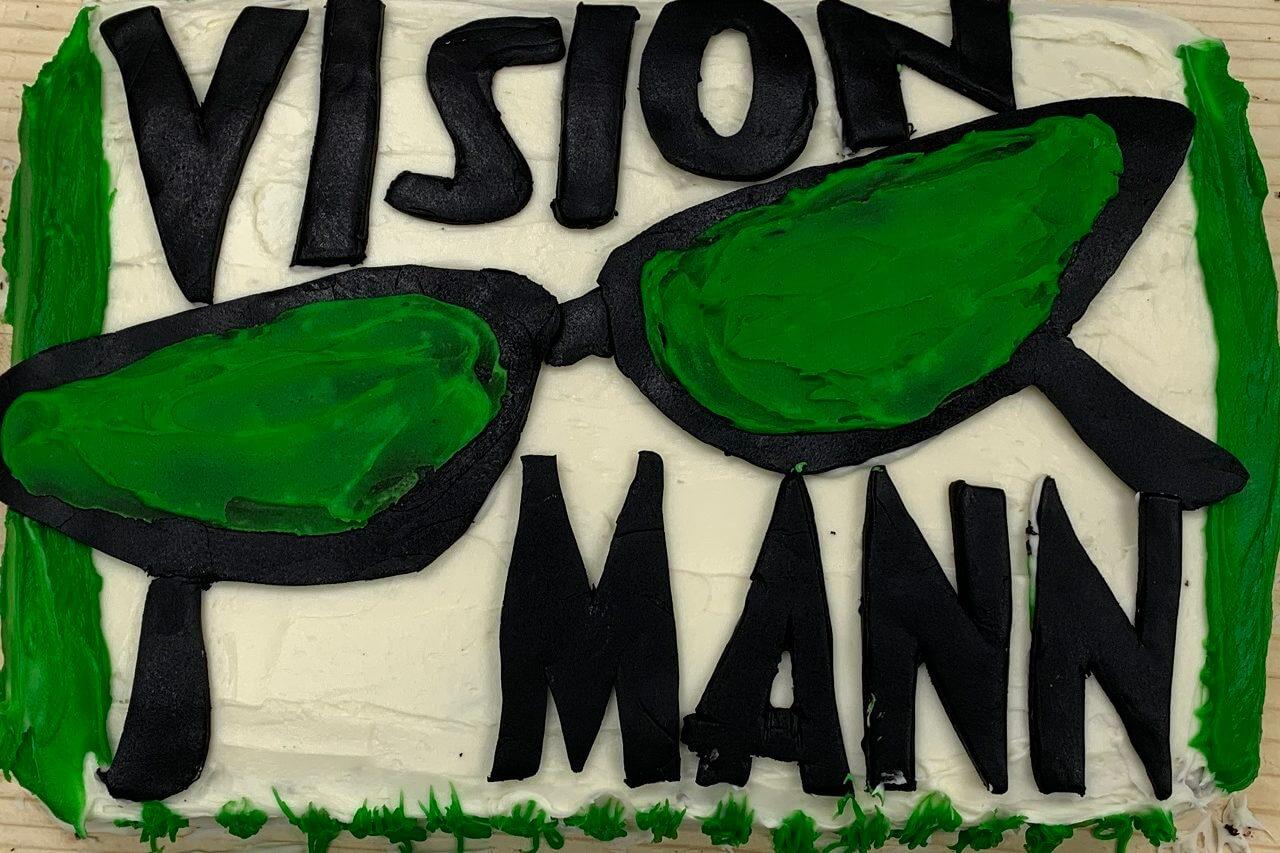 Vision Mann cake The Woodlands IMG 5608