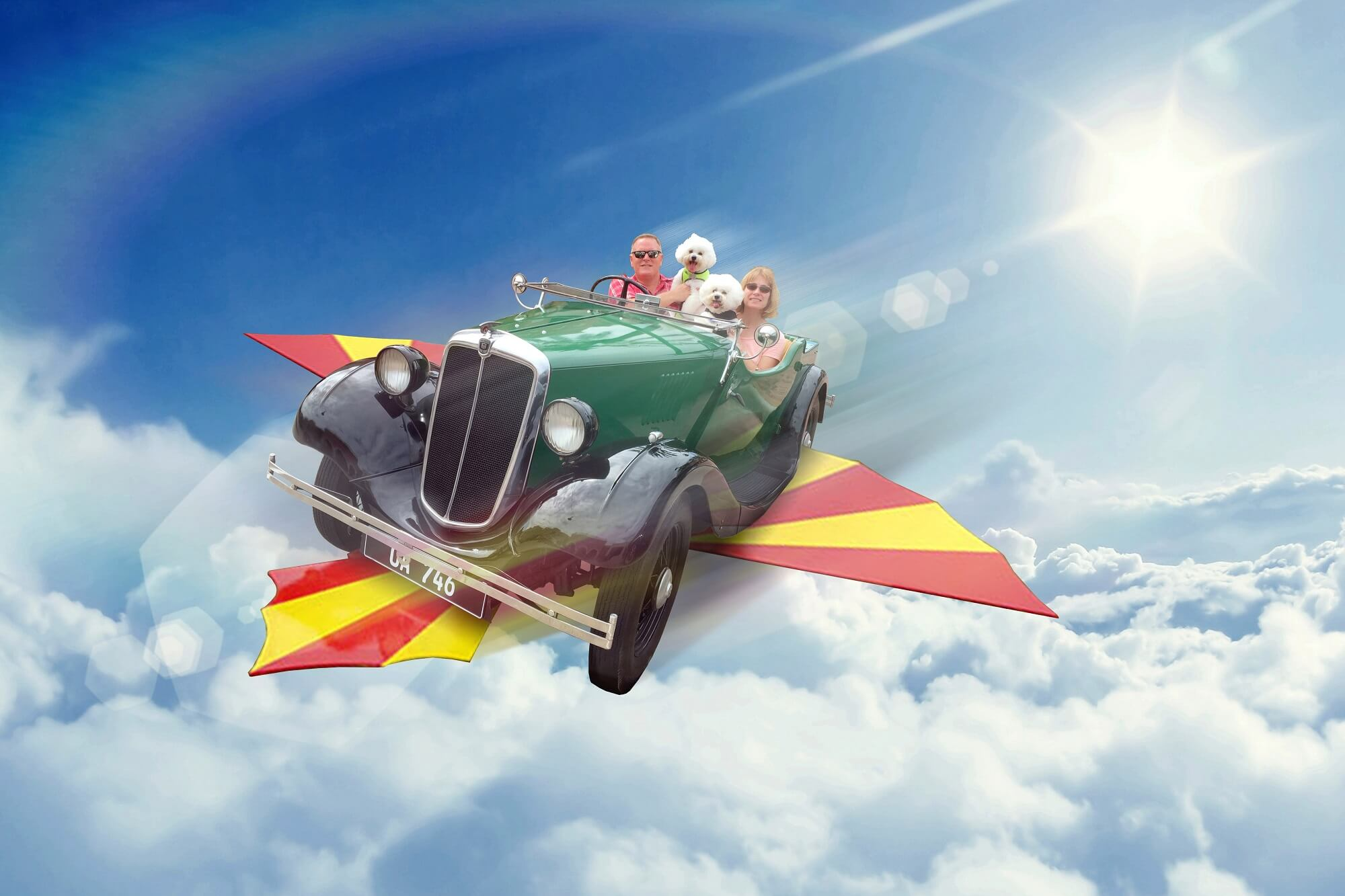 chitty Andrew Flying