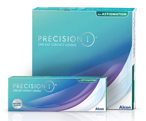 Precision1® for Astigmatism
