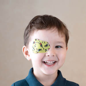 8. Boy with patch Square 300px