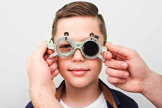 Pediatric Eye Exam Thumbnail