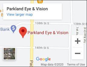 Map Parkland