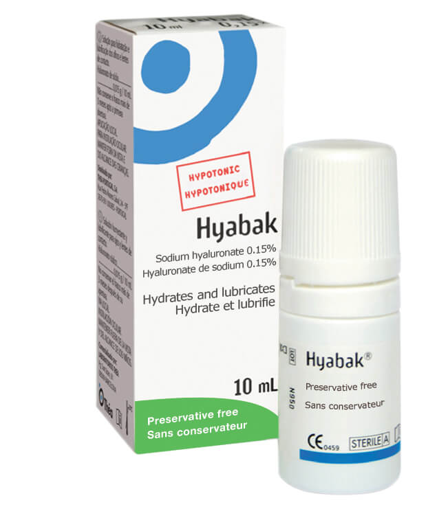 Hyabak packshot