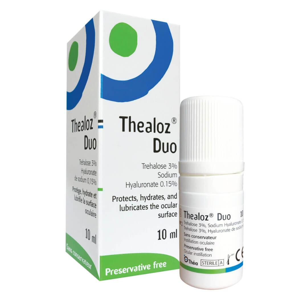 THEALOZ Duo bottle  pack