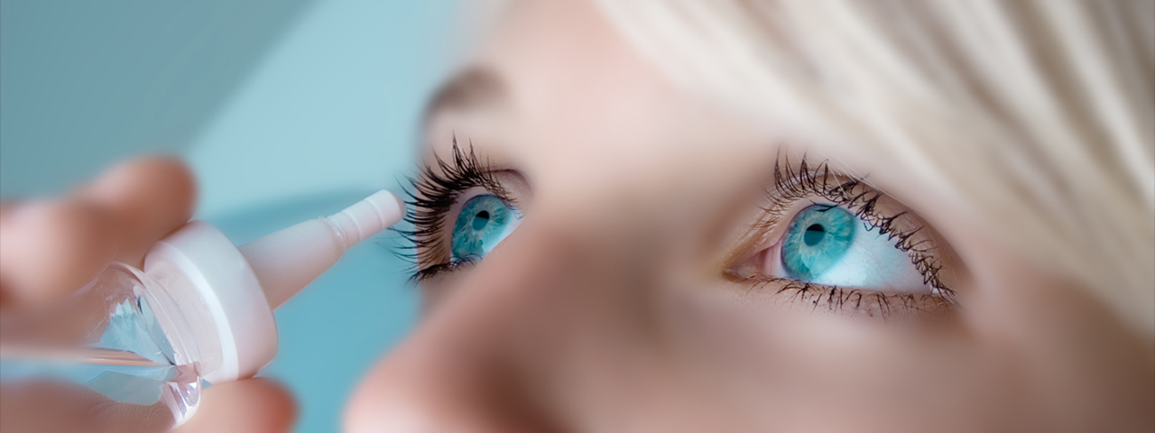 woman with dry eye, Eye doctor in Redondo Beach, CA