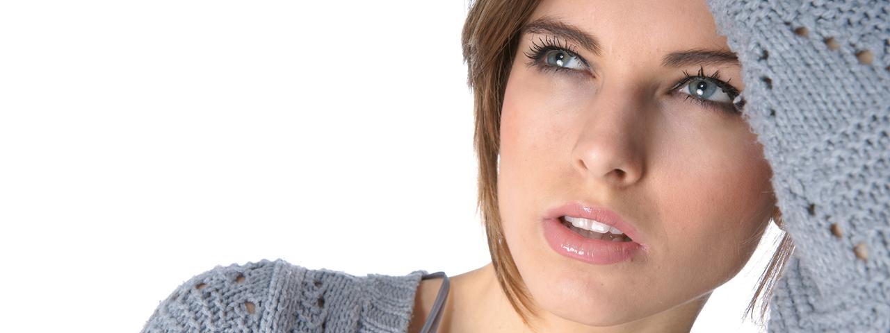 Woman with Dry Eye, Eye Doctor in Redondo Beach, CA,