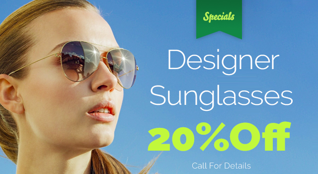 Designer Sunglasses Spencial