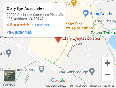 Clary Eye Associates Google Maps