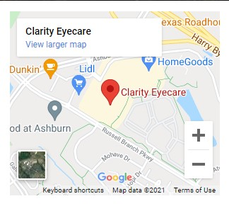 Clarity Eyecare Map