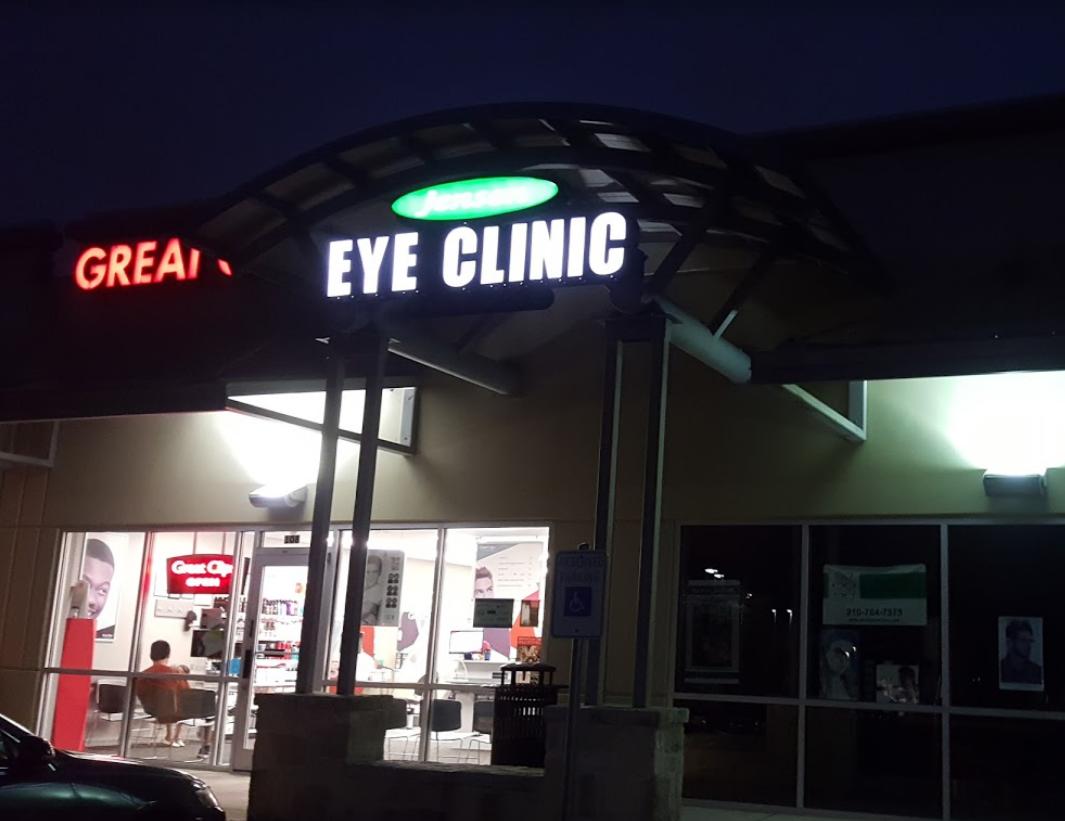 Jensen Eye Clinci   Eye doctor in San Antoonio, TX