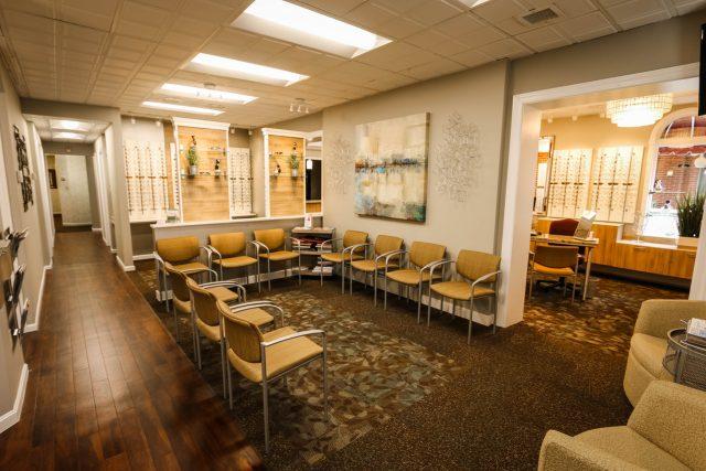 Our Eyewear and Eyecare Center