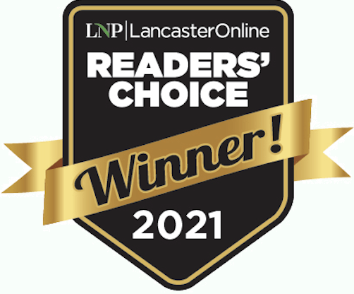 est Eye Care Center and additionally Best Pediatric Eye Care Center in Lancaster County for 2020-2021!