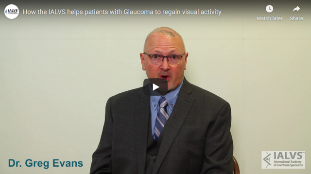 Screenshot 2019 08 17 How the IALVS helps patients with Glaucoma to regain visual activity YouTube
