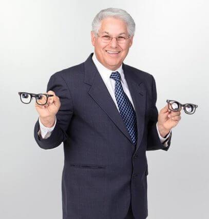 dr shuldiner holding lv glasses 407x427