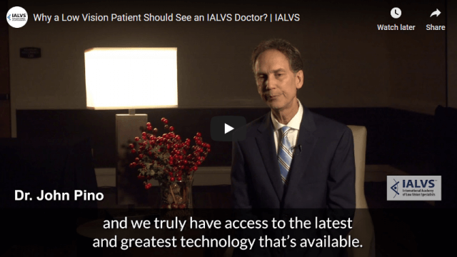 Screenshot 2020 03 12 Why a Low Vision Patient Should See an IALVS Doctor IALVS