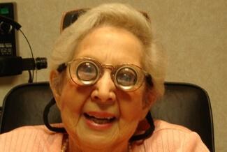 low vision patient 325