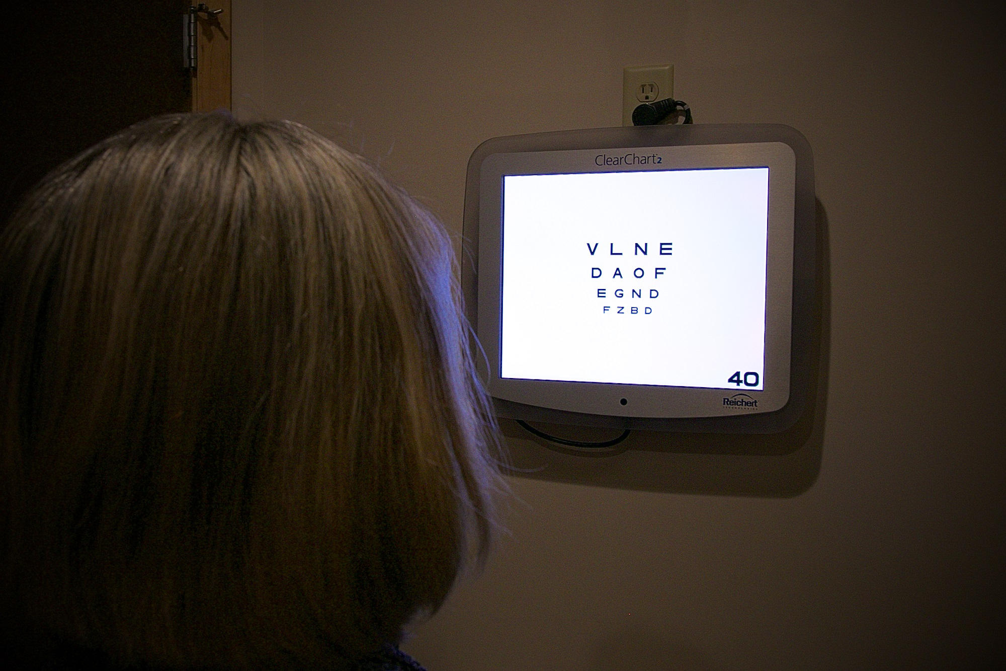 Exam Vision Screening 1