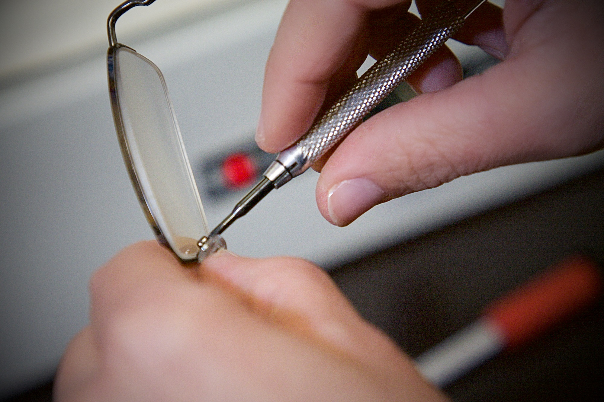 OPT Eyeglass Repair