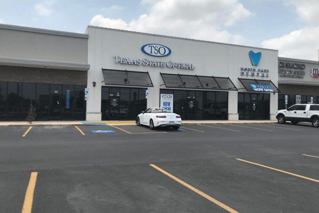 Optical store eye doctor near you in McAllen, Texas