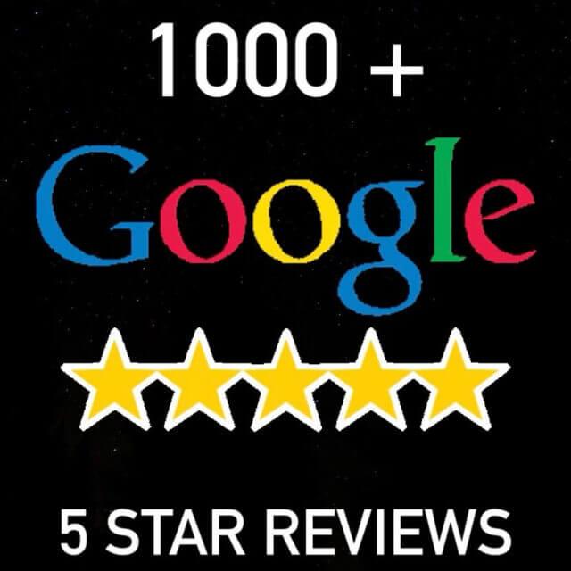 1000+Reviews