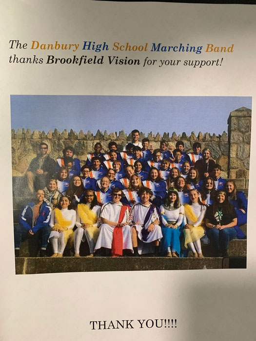 Danbury High School Marching Band