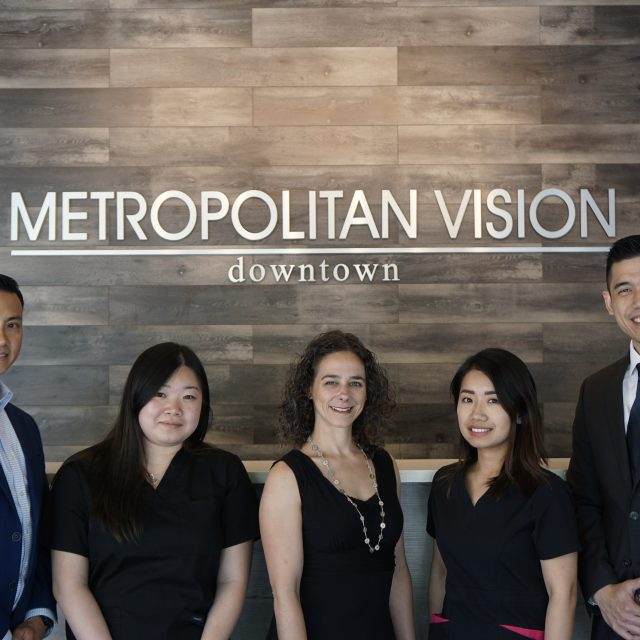 Metropolitan Vision in New York