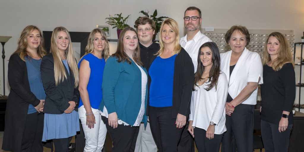 Focus Eyecare Team Photo
