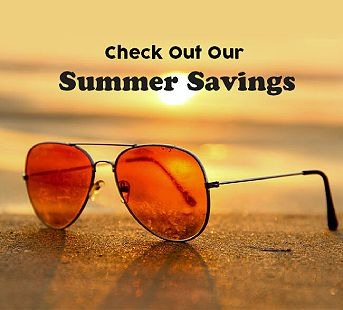 summer saving banner