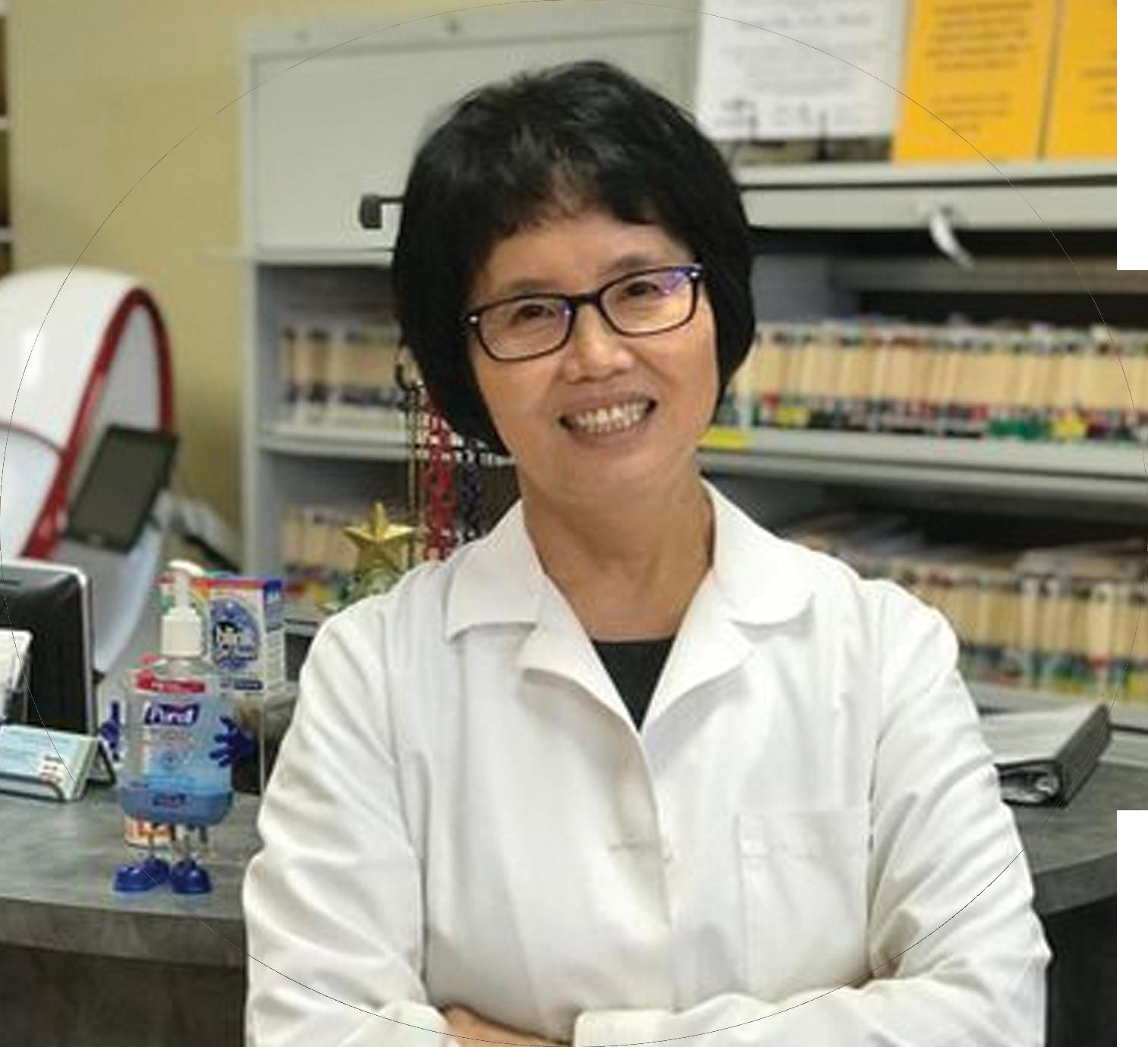 DR circle Hungsun Chung