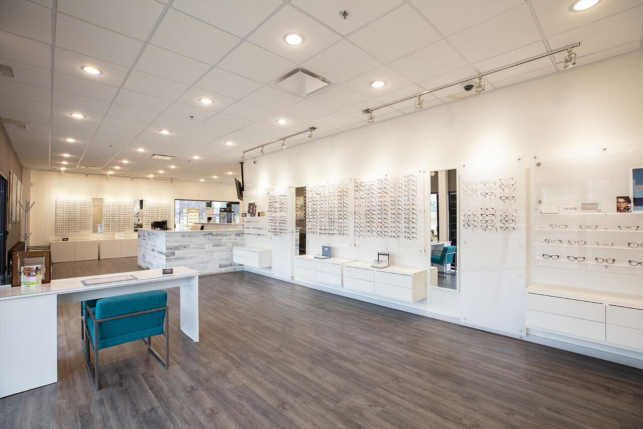 eye doctor in West Edmonton, AB