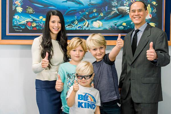 eye doctor, kids eye care in Lomita, CA