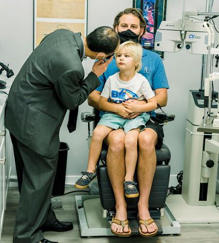 Pediatric Eye Care 450x500
