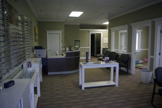 Plymouth eye care center