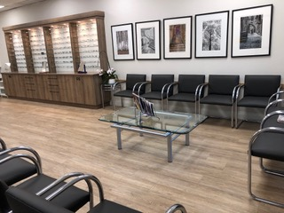 Inside Our York Optical Department