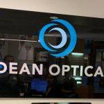 Dean Optical Sign