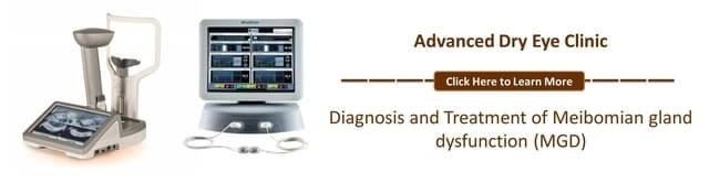 advanced dry eye clinic