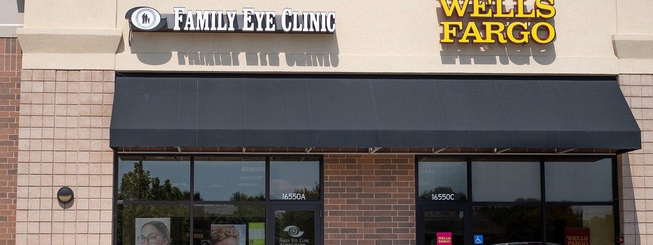 Family Eye Clinics Eden Prairie