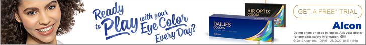 DAILIES® COLORS and AIR OPTIX® COLORS, Jacksonville, Fl