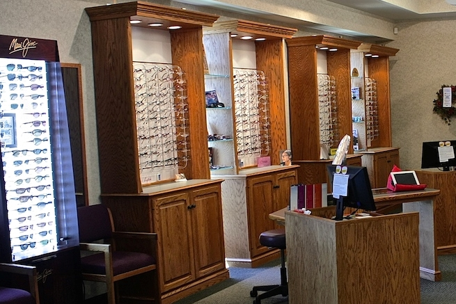 optical boutique frames