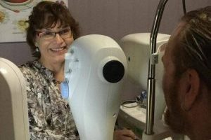 eye exam in Lititz