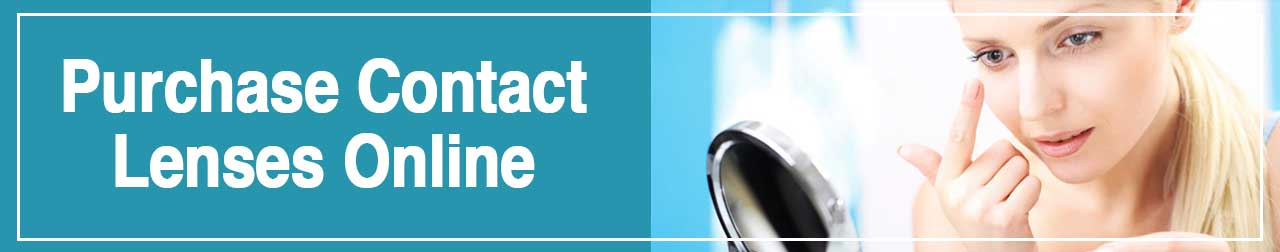 Purchase Contact Lenses Banner