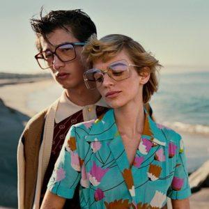 couple wearing gucci eyeglasses 300x300