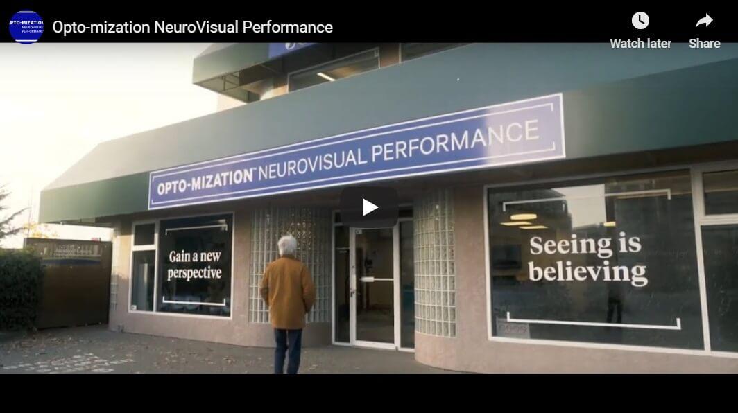 Opto mization NeuroVisual Performance