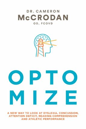 Optomize by Dr Cameron McCrodan