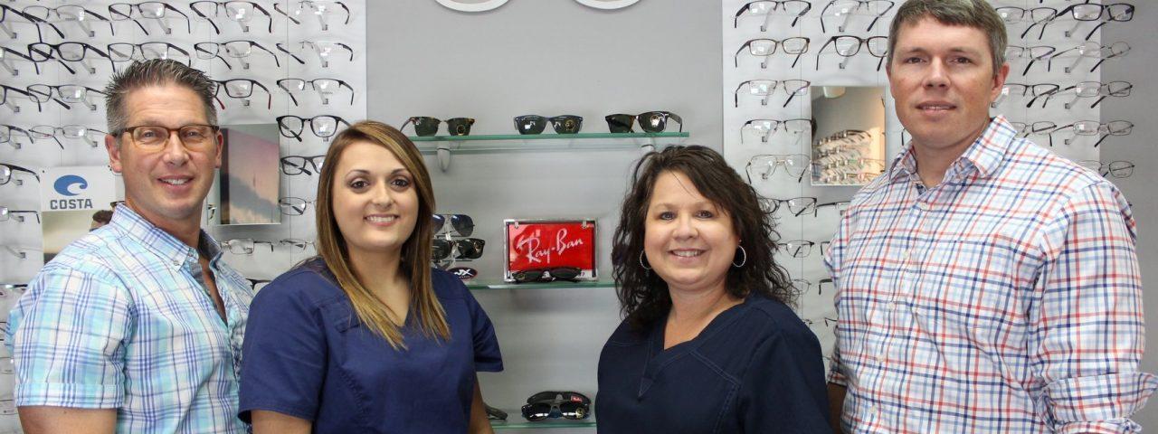 Shelton Eye Center Team