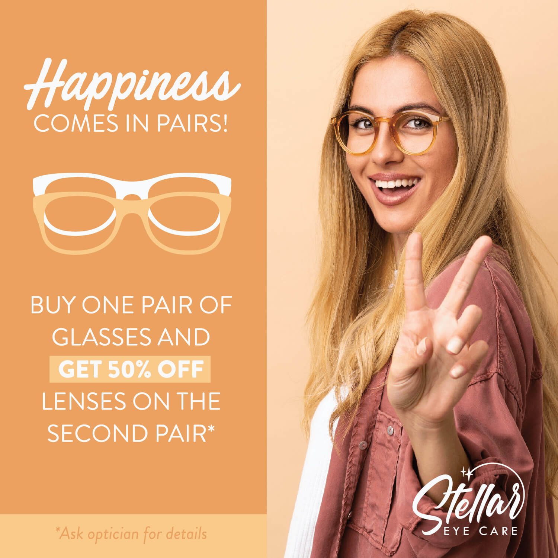 HappinessComesInPairs Social Stellar